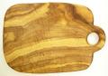 オリーブの木のまな板、オリーブウッドカッティングボードCモデル PLC_C75