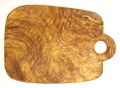 オリーブの木のまな板、オリーブウッドカッティングボードCモデル PLC_C76