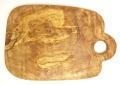 オリーブの木のまな板、オリーブウッドカッティングボードCモデル PLC_C77