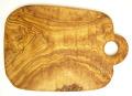 オリーブの木のまな板、オリーブウッドカッティングボードCモデル PLC_C80