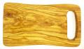 オリーブの木のまな板、オリーブウッドカッティングボード デッラノンナ PLC_DN03