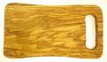 オリーブの木のまな板、オリーブウッドカッティングボード デッラノンナ PLC_DN05