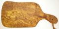 オリーブの木のまな板、オリーブウッドカッティングボードEモデル PLC_E21