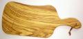 オリーブの木のまな板、オリーブウッドカッティングボード Eモデル大サイズ PLC_EG05