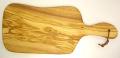 オリーブの木のまな板、オリーブウッドカッティングボード Eモデル大サイズ PLC_EG07