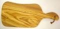 オリーブの木のまな板、オリーブウッドカッティングボード Eモデル大サイズ PLC_EG12