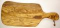 オリーブの木のまな板、オリーブウッドカッティングボード Eモデル大サイズ PLC_EG15