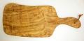 オリーブの木のまな板、オリーブウッドカッティングボード Eモデル大サイズ PLC_EG21