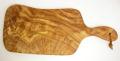 オリーブの木のまな板、オリーブウッドカッティングボード Eモデル大サイズ PLC_EG25