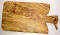 オリーブの木のまな板、オリーブウッドカッティングボード Fモデル PLC_F10