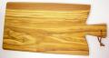 オリーブの木のまな板、オリーブウッドカッティングボード Fモデル特大サイズ PLC_FG07