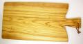 オリーブの木のまな板、オリーブウッドカッティングボード Fモデル特大サイズ PLC_FG10