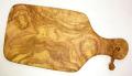 オリーブの木のまな板、オリーブウッドカッティングボード 小サイズ PLC_P136