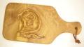 オリーブの木のまな板、オリーブウッドカッティングボード小サイズ PLC_P161