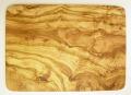 オリーブの木のまな板、オリーブウッドカッティングボード長方形大サイズ PLC_G3_107