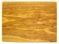 オリーブの木のまな板、オリーブウッドカッティングボード長方形大サイズ PLC_G3_119