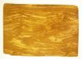 オリーブの木のまな板、オリーブウッドカッティングボード長方形大サイズ PLC_G3_131