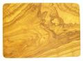 オリーブの木のまな板、オリーブウッドカッティングボード長方形大サイズ PLC_G3_140