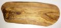 オリーブの木のまな板、オリーブウッドカッティングボード RUSTIQUE変形 PLC_RSTQG01