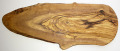 オリーブの木のまな板、オリーブウッドカッティングボード RUSTIQUE変形 PLC_RSTQG03