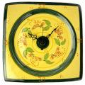 パンデュール:壁掛け時計(フルール)PDL_04