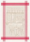 ジャガード織キッチンクロス、ディッシュクロス、ふきん、トーション【フランス】(Boutique ブティック)TOR_49