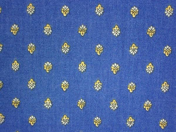 プロヴァンス生地【フランス】 エストレル・ブルー ALL OVER TIS_106