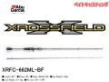 アブガルシア クロスフィールド XRFC-662ML-BF 【チューブラー】【ベイトモデル】【2ピース】