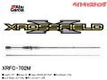 アブガルシア クロスフィールド XRFC-702M 【チューブラー】【ベイトモデル】【2ピース】