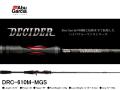 アブガルシア ディサイダー DRC-610M-MGS