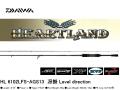 ダイワ ハートランド HL 6102LFS-AGS13 冴掛 Level direction