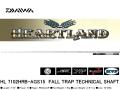 ダイワ ハートランド HL 7102HRB-AGS15 FALL TRAP TECHNICAL SHAFT (ハンドル脱着式)