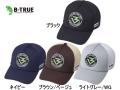 エバーグリーン/B-TRUE サークルロゴキャップ