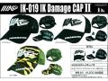 イマカツ IK-019 IK DAMAGE CAP II (ダメージキャップ2)