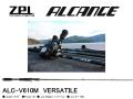 ZPI アルカンセ ベイトロッド バーサタイルモデル ALC-V610M