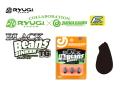 RYUGI/リューギ×ジャングルジム ブラックビーンズTG SBB081  FECO認定 【シンカー】
