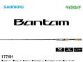 シマノ バンタム 177XH (38721)