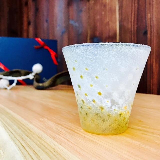 グラス 吹きガラス 色ガラス glass studio 206番地 橋村野美知作 004