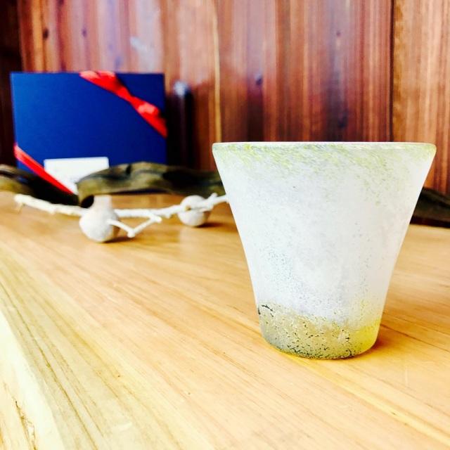 グラス 吹きガラス 色ガラス glass studio 206番地 橋村野美知作 005