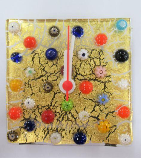 ヴェネチアン ステラ ミル オロロジオ フロレアリ 置時計