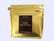 【自家焙煎コーヒー】 EFXハワイコナ100%使用 アロハ キングコーヒー200g
