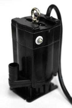 水中排水ポンプ C4SP2-D12M-1HJT(DC12-17V)コード長1.8m/DCジャック付  *在庫限り(モデルチェンジ)