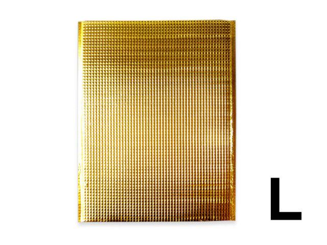保冷袋 ゴールド金色 Lサイズ