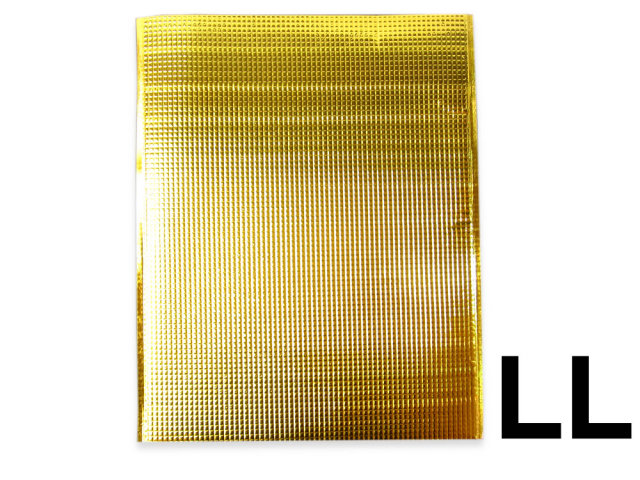 保冷袋 ゴールド金色 LLサイズ
