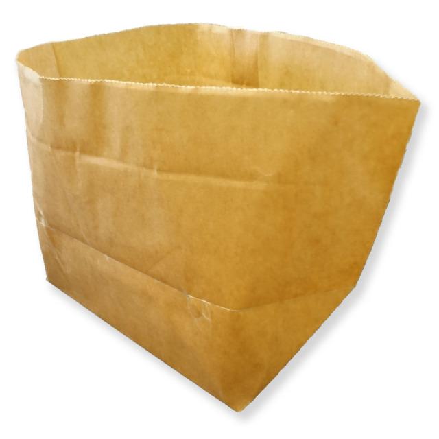 ロー引き亀底袋