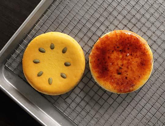 北海道産えびすかぼちゃのチーズケーキ&マンハッタン ギフトセット