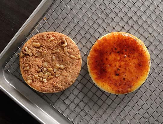 シナモンクランブルクッキーと国産林檎たっぷりのチーズケーキ&マンハッタン ギフトセット