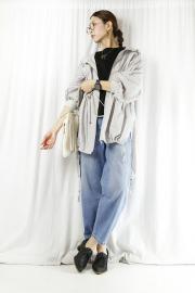 CYNICAL (シニカル)   フードシアーブルゾン 112-94008-77