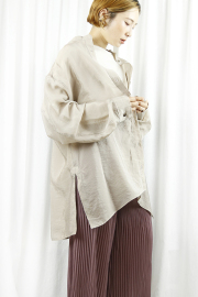 BRISE MY (ブライズミー)  WASHER OVER SHIRTS 2030102