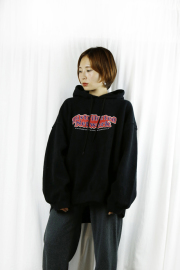OKIRAKU (オキラク)graphic inside-out hoodie ai60403